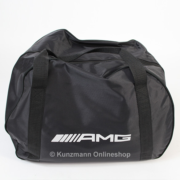 AMG Indoor Car Cover C 63 AMG Black Series mit Heckflügel Original Mercedes-Benz