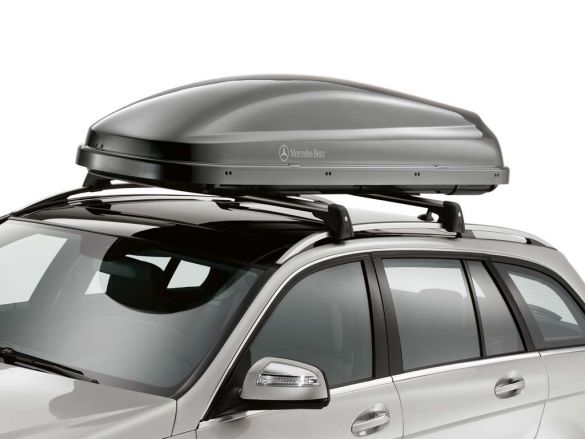 Mercedes C Roof Rack Basic Carrier