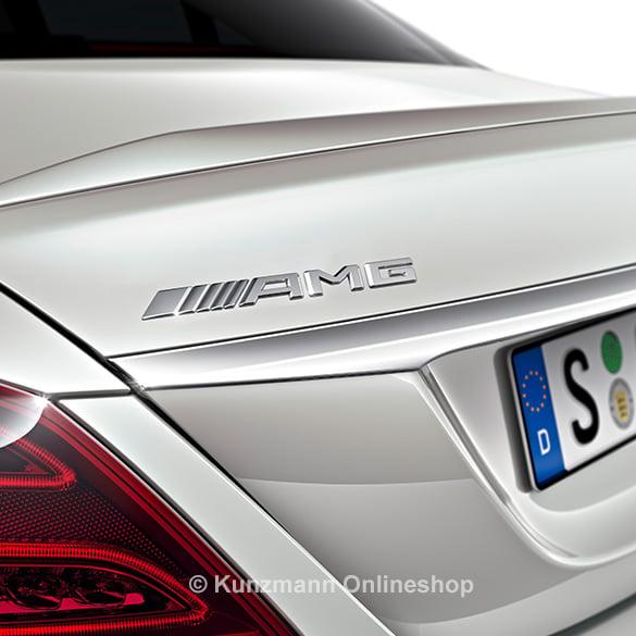 Logo Amg Mercedes : amg logo c klasse w205 original mercedes benz ~ Melissatoandfro.com Idées de Décoration