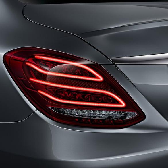 Mercedes Benz C-Klasse W203 Limousine links Heckleuchte linke Rückleuchte orig