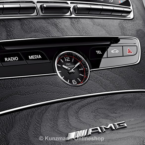 c 63 amg iwc analoguhr c klasse w205 original mercedes. Black Bedroom Furniture Sets. Home Design Ideas