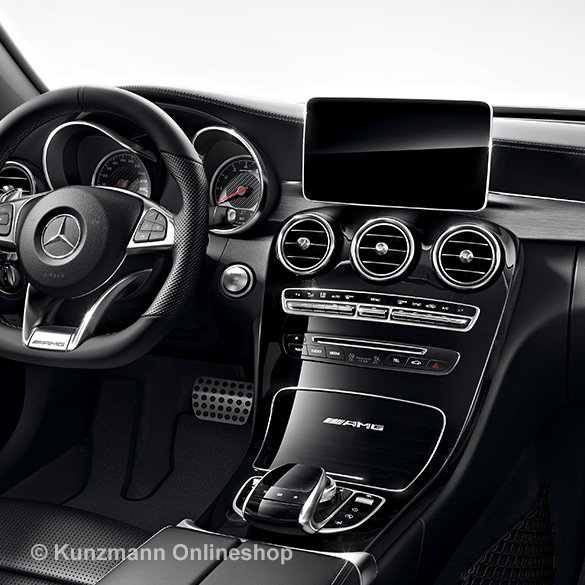 Mercedes C Class Coupe  Accessories