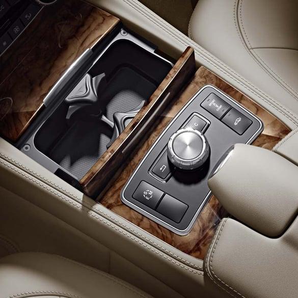 Cupholder getr nkehalter cls c218 original mercedes benz for Mercedes benz cup