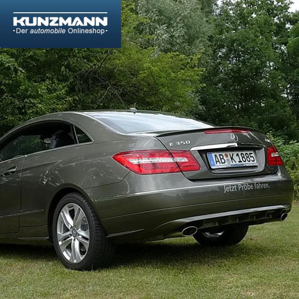 Rear diffusor e class coupe cabrio w207 mercedes sport for Mercedes benz w207