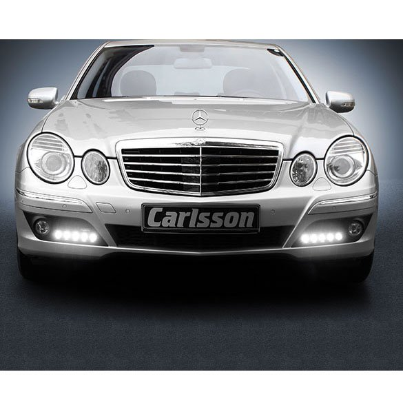 Carlsson LED daytime running lights E-Class W211
