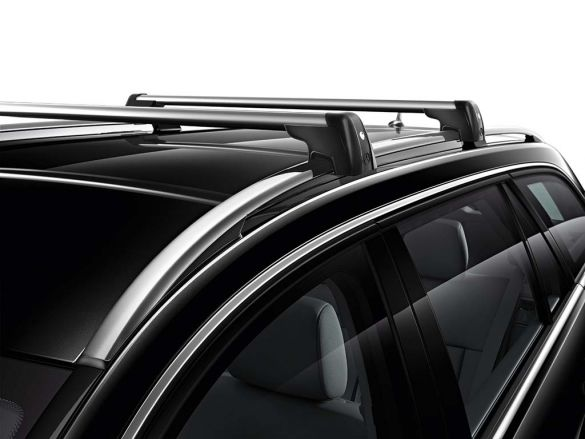 Roof rack basic carrier carrier e class w212 estate for Mercedes benz roof rails