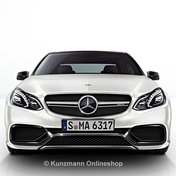 e 63 amg frontsch rze night paket e klasse w212. Black Bedroom Furniture Sets. Home Design Ideas