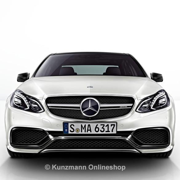 2011 Mercedes Benz E350 Bluetec: Mercedes Benz E350 4matic. E 63 AMG Frontschrze Night