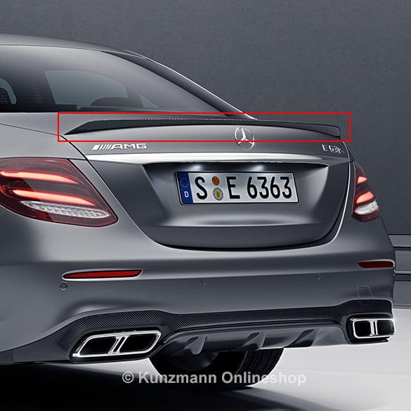 AMG spoiler E63 AMG E-Class W213 Original Mercedes-Benz