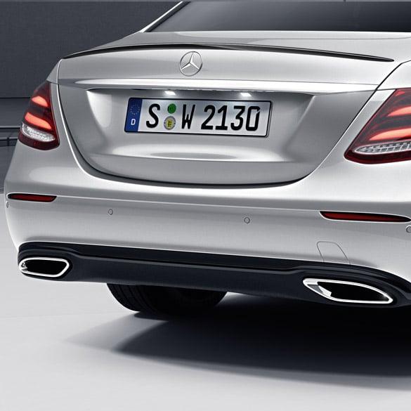 Rear spoiler E-Class Sedan W213 genuine Mercedes-Benz