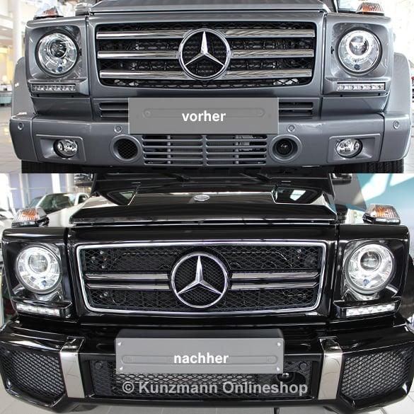 Mercedes Benz E Front Bumber