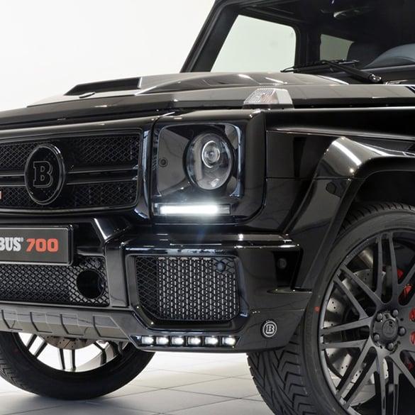 Brabus Hauptscheinwerfer Quot Black Quot G Klasse W463 Mercedes