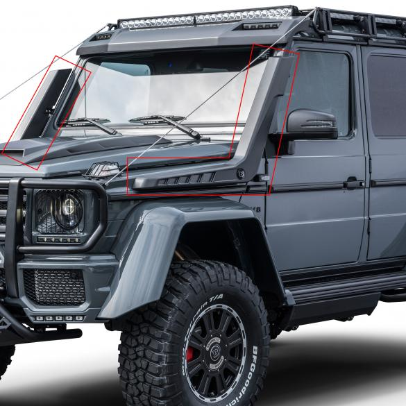 How Much Is A Mercedes G Wagon