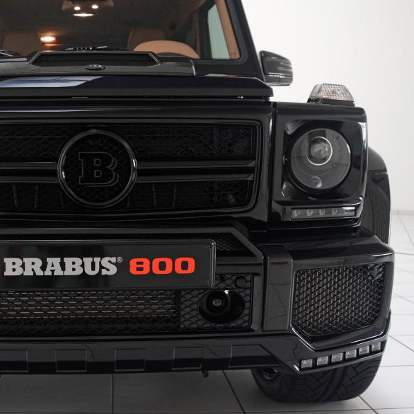 brabus hauptscheinwerfer black g klasse w463 mercedes. Black Bedroom Furniture Sets. Home Design Ideas