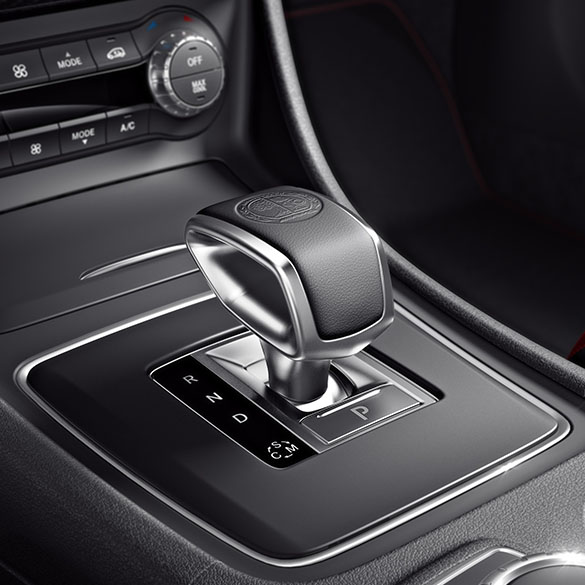 GLA 45 AMG Performance Gear Selector Knob