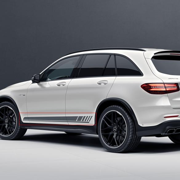 Amg Foilkit Glc Suv Coupe X253c253 Genuine Mercedes Benz