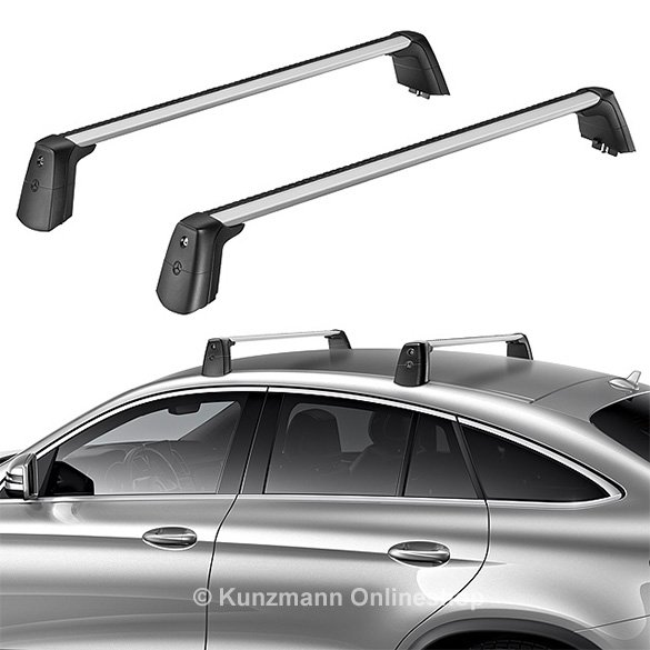 roof rack base support rail carrier gle coup c292