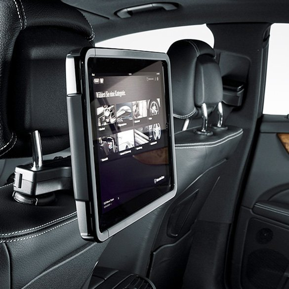 iPad Fond-Integration Kit Halterung Original Mercedes-Benz