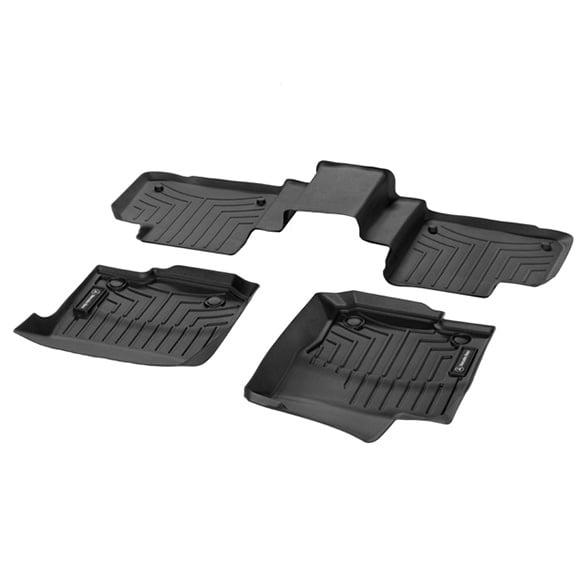 car rubber floor mats mercedes ml class w166 original mercedes benz. Cars Review. Best American Auto & Cars Review