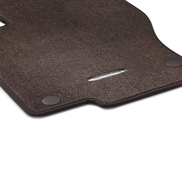 velour floor mats espresso brown gle w166 genuine mercedes benz. Cars Review. Best American Auto & Cars Review
