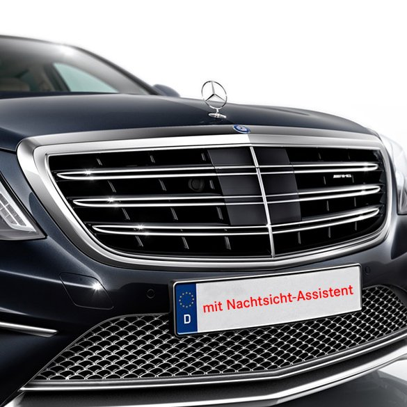 Mercedes Benz Grille Assembly