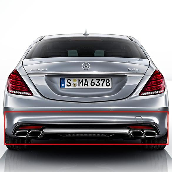 Mercedes Cla  Bumper