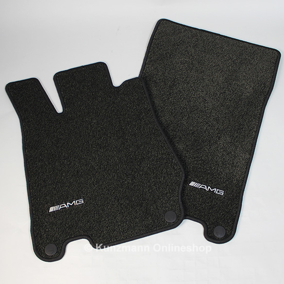 Genuine amg floor mats mercedes benz sl r230 for Mercedes benz sl550 floor mats
