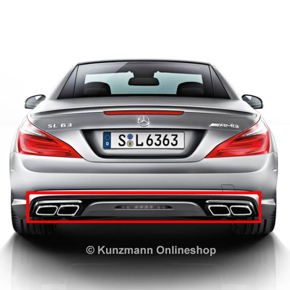 Mercedes Sl R Facelift