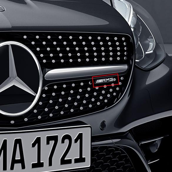 Mercedes G Wagen Emblem