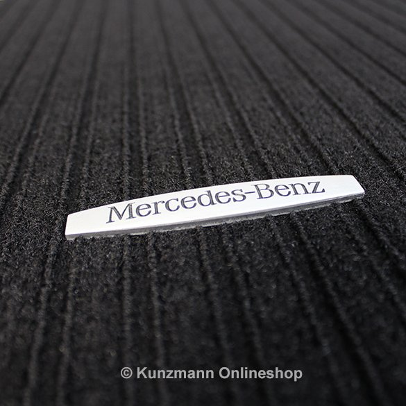 original mercedes benz rips fu matten slk klasse r172. Black Bedroom Furniture Sets. Home Design Ideas