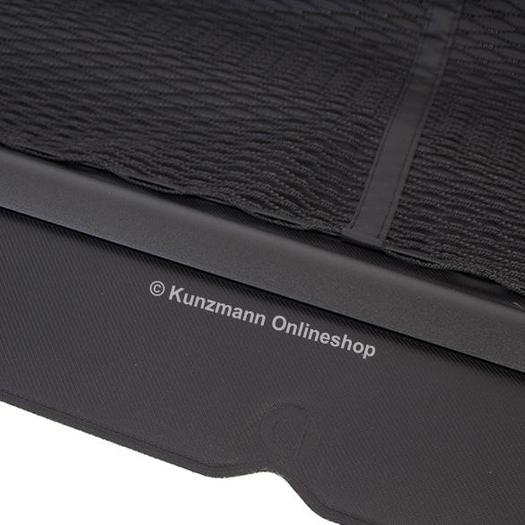 gep ckraumabdeckung rollo schwarz smart fortwo 451. Black Bedroom Furniture Sets. Home Design Ideas