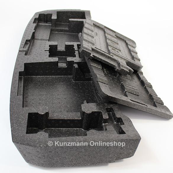 staukasten f r ablagefach der heckklappe smart 451. Black Bedroom Furniture Sets. Home Design Ideas