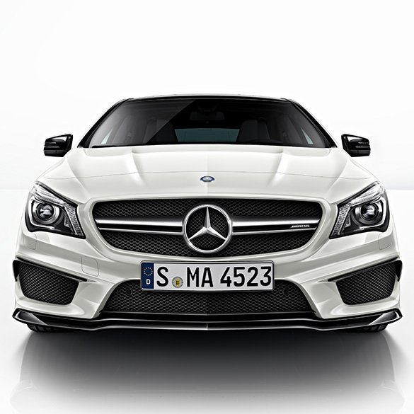 cla45 amg radiator grille cla class c117 original. Black Bedroom Furniture Sets. Home Design Ideas