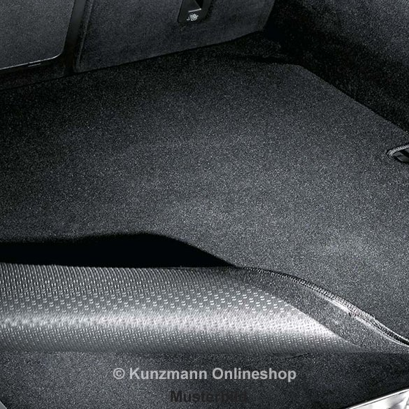 Wendematte Kofferraum CLA Coupé C117 Original Mercedes-Benz