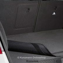 Original Mercedes Wendematte Gummi schwarz C-Klasse T-Modell S205 A2056805409