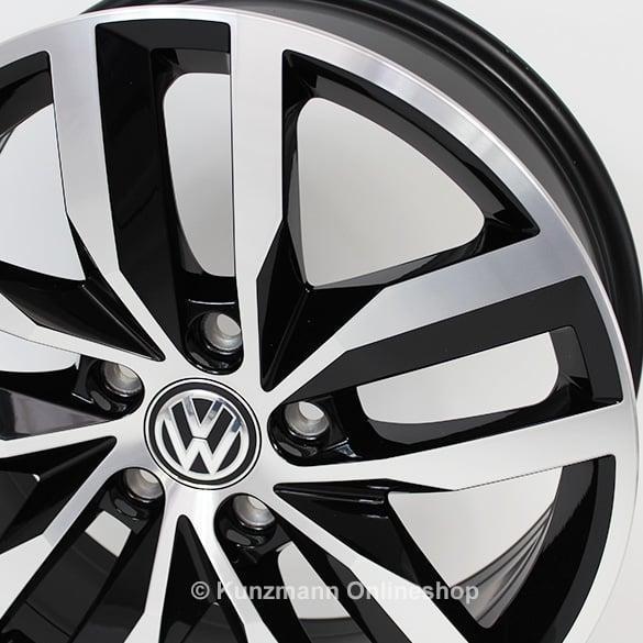 genuine volkswagen madrid rims 17 inch golf 7. Black Bedroom Furniture Sets. Home Design Ideas