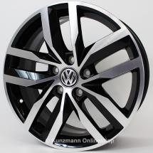 Original Volkswagen Madrid Felgen Satz 17 Zoll Golf 7 Vii