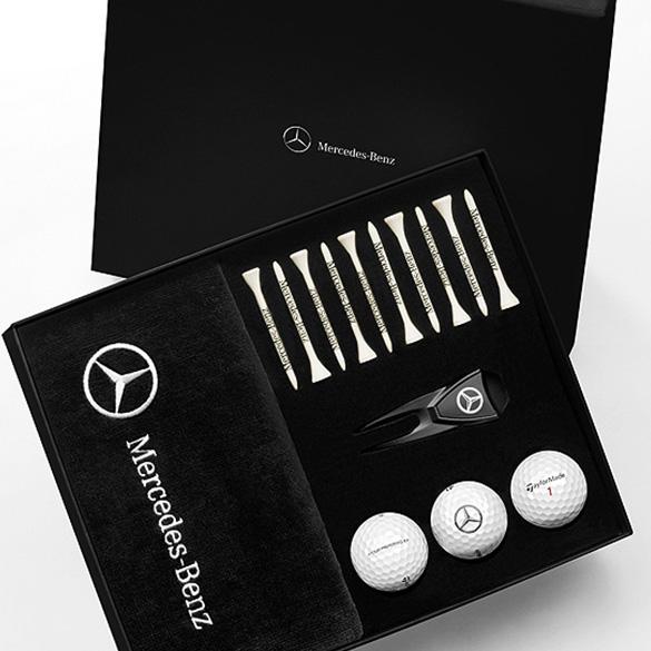 Golf geschenkset taylormade original mercedes benz collection for Mercedes benz collection