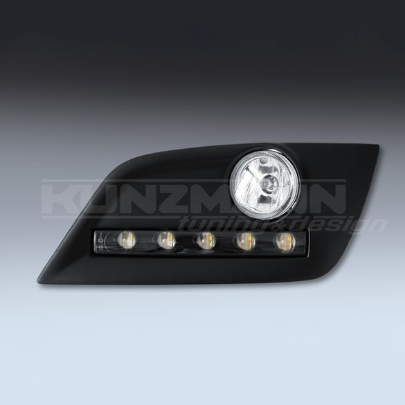 Carlsson LED daytime running lightsMercedes-Benz ML-Class W164