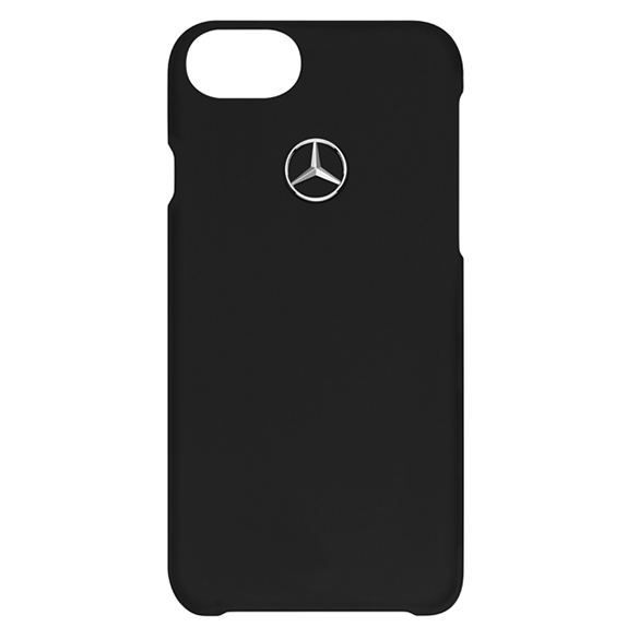 h lle f r iphone 7 8 schwarz kunststoff original mercedes benz. Black Bedroom Furniture Sets. Home Design Ideas