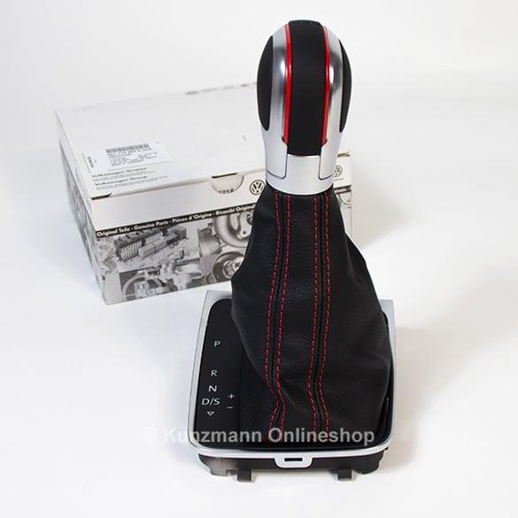 dsg schaltknauf clubsport golf 7 vii gti cs original. Black Bedroom Furniture Sets. Home Design Ideas