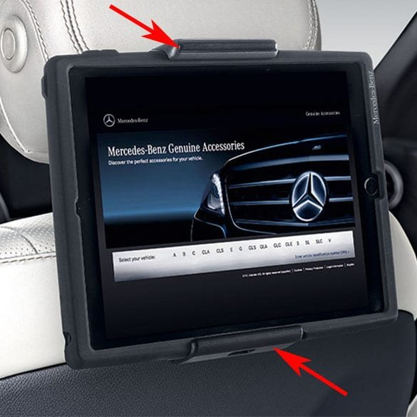 Universal Halter Tablet PC Style & Travel Original Mercedes-Benz