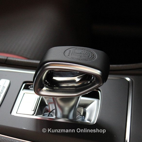 A 45 AMG Performance gear selector knob A-Class W176 genuine Mercedes-Benz edition 1
