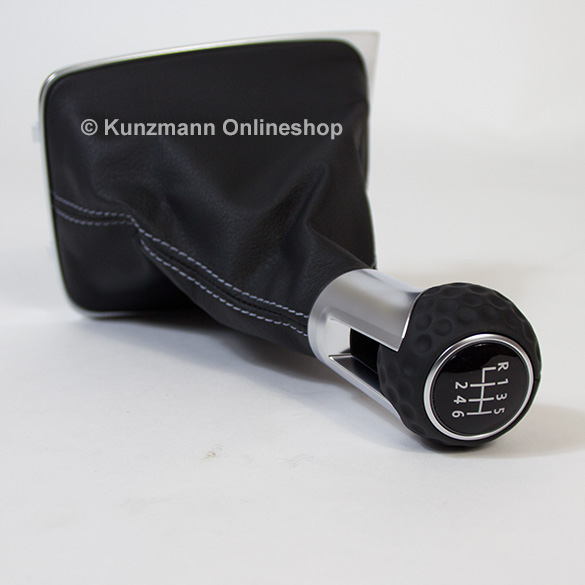 schaltknauf gtd original volkswagen vw golf 7 vii. Black Bedroom Furniture Sets. Home Design Ideas