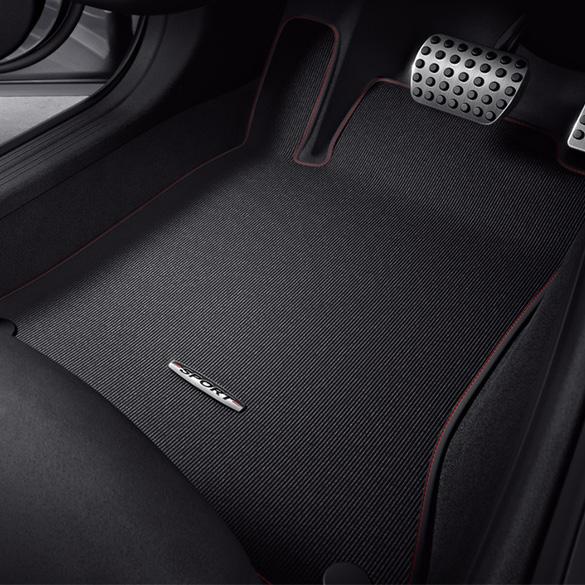 Mercedes Clk Floor Mats