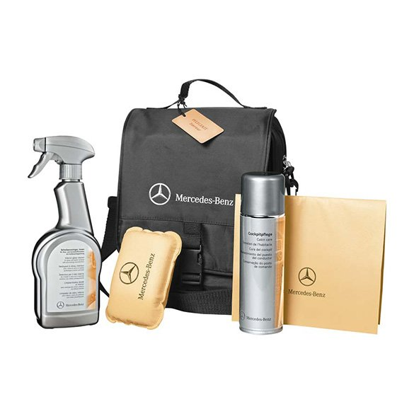 Interior care kit genuine Mercedes-Benz