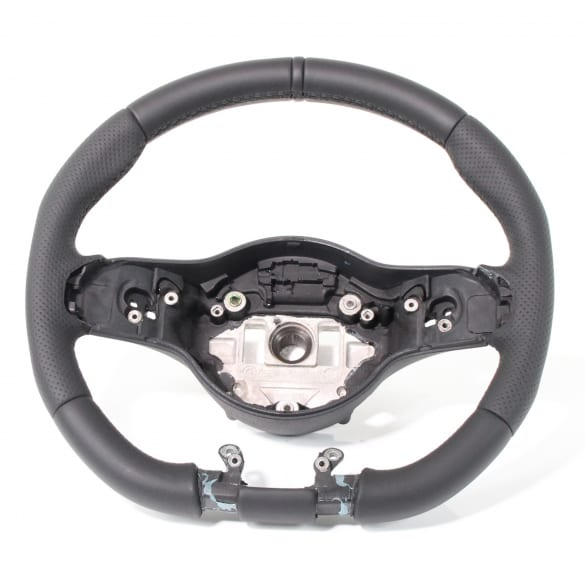 AMG Performance Steering Wheel Leather Nappa black genuine Mercedes-Benz