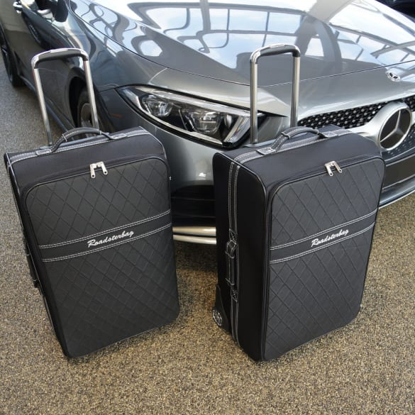 Roadsterbag suitcase-set Mercedes-Benz CLS C257