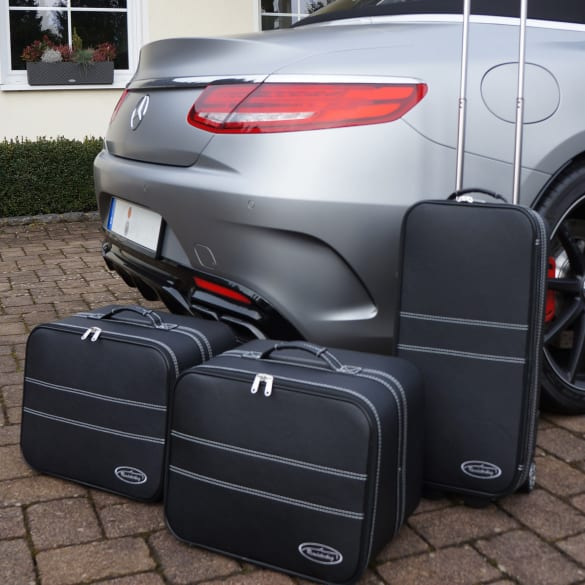 roadsterbag suitcase-set Mercedes-Benz S-Class Convertible A217