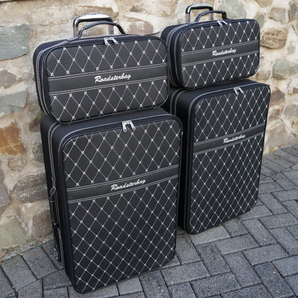Suitcase-set 4 pieces E-Class Coupe C238 genuine Roadsterbag